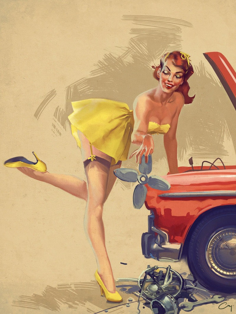 15 images de Pin-Up