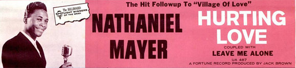 Nathaniel Mayer & The Fabulous Twilights