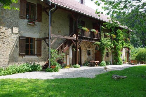 Gite rural dans le Jura