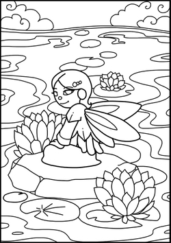 ALBUM DE COLORIAGE 1