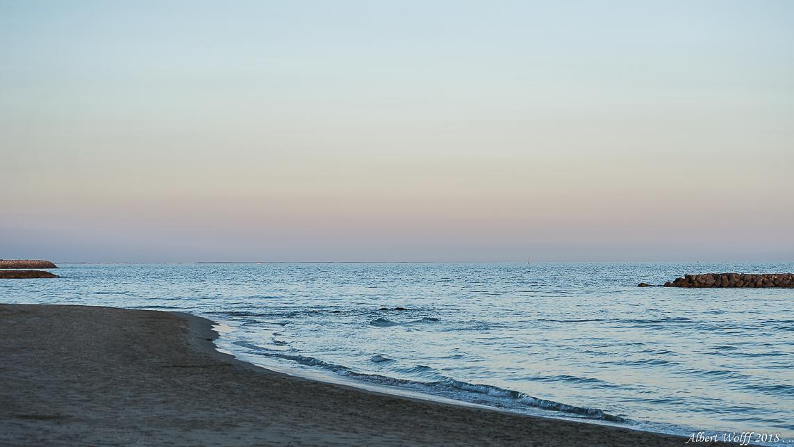 Occitanie 2017 - sable et vagues..lettes