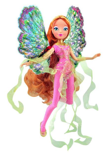 Premier aperçu des poupées Dreamix !