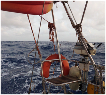 La traversée vers les Antilles 4