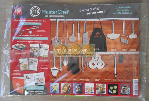 "Collection "" Masterchef les indispensables """