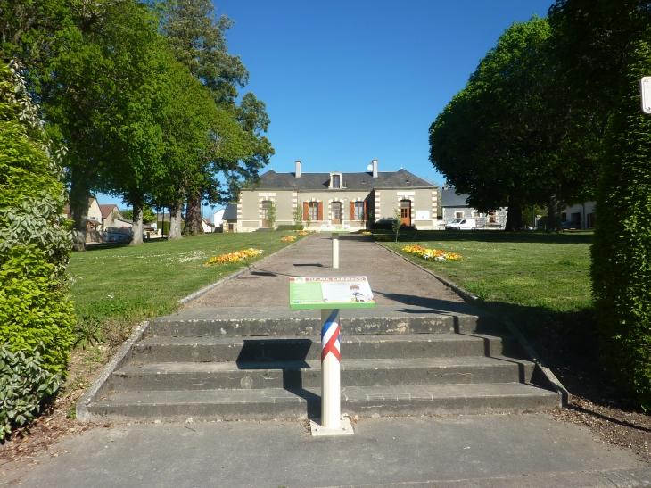 Mairie - Nohant-en-Graçay