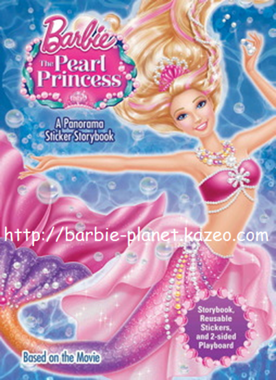 Storybook Barbie The Pearl Princess