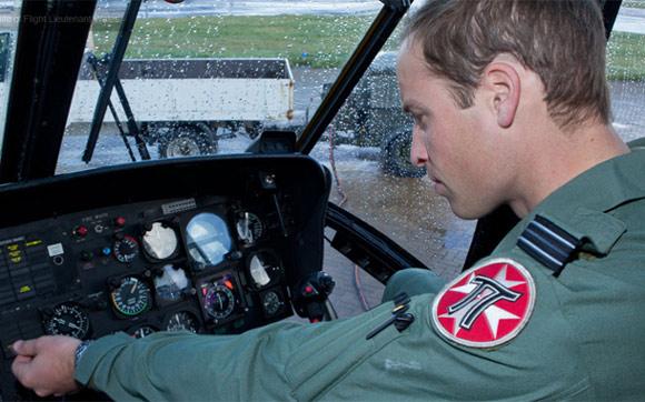 William à l'armée (suite)