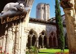 """La Romieu, un village """"chats"""""""