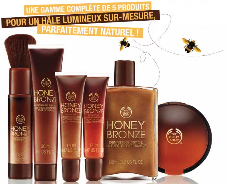 Honey Bronze | The Body Shop