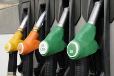 La hausse de l'essence à la pompe