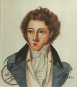 Bellini, aquarelle sur papier