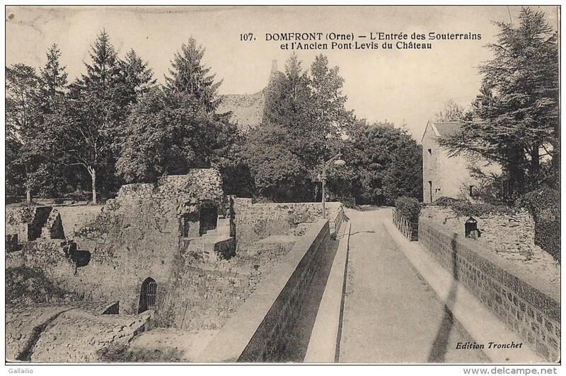 CHANTOU COCCINELLE : Entrée du Château