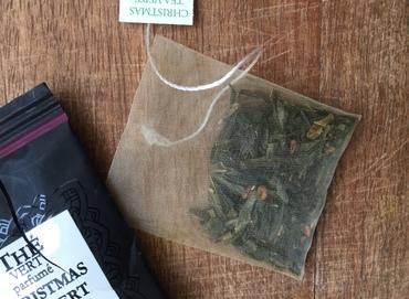 Christams tea vert de Dammann Frères