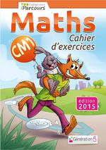 """Cap sur la collection """"iparcours"""" maths CM1, Génération 5"""