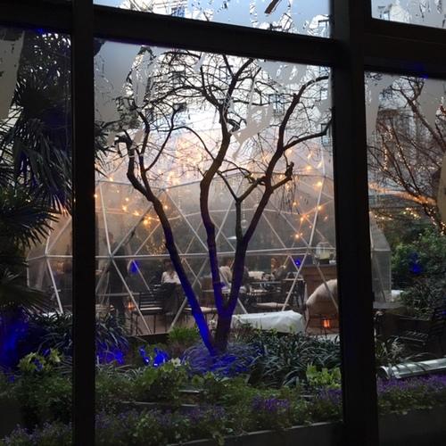 T'Time - Jardin Privé