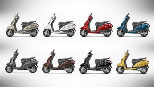 Honda Activa 5G Overview
