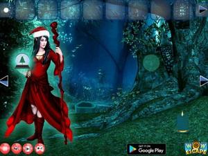 Jouer à Wizard Christmas