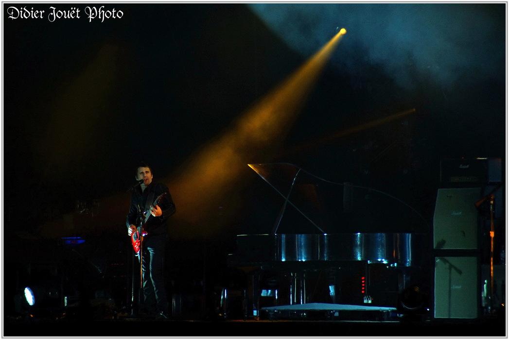 Muse / Vieilles Charrues 2015