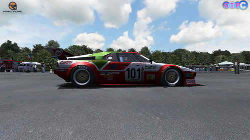 Team Jens Winther BMW M1