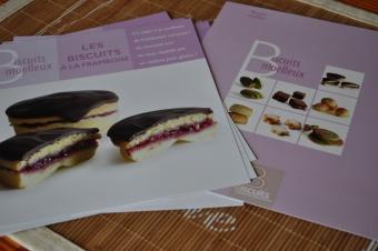 """Fiches de cuisine """"Biscuits"""" Atlas, q'uils soient moelleux, croustillants, salés,...il y en a pour tous les goûts !"""