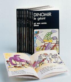 Rallye lecture Dinomir série 2