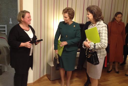 Visite d'Etat du président du Portugal, jour 2
