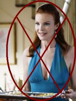 Je ne suis pas Bree Van de Kamp, c'est grave?