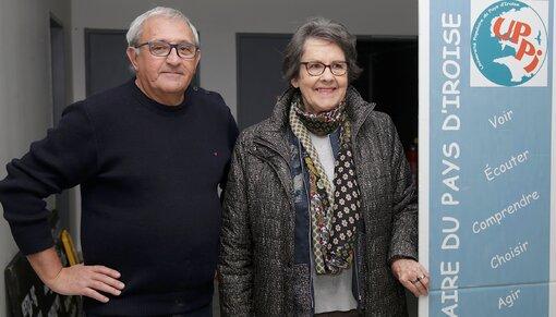 Anne Guillou à la rencontre des Lanvénécois (OF-22/11/19)