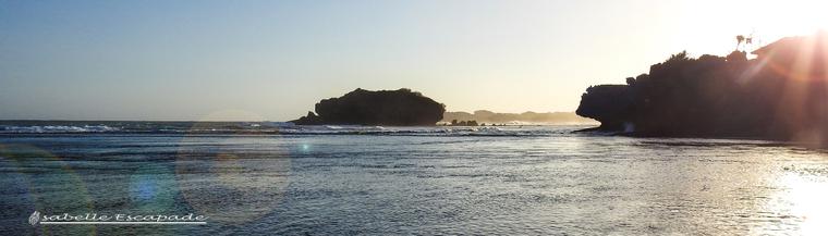 6 Juillet 2018 - Goa Jamblang & les plages du Sud de Jogya