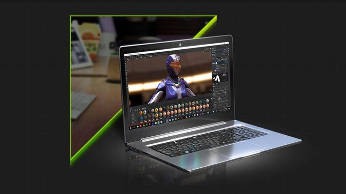 Nvidia annonce des PC portables RTX Studio, compétiteurs des MacBook Pro