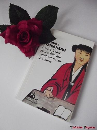 """""""Lettre à une jeune fille qui voudrait partir en Chine"""" - Jacques Pimpaneau"""