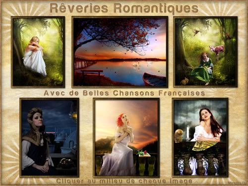 Portraits Romantiques en Jukebox