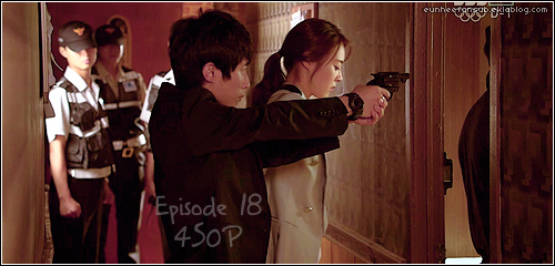 Ghost Episode 18 Vostfr (450p) | DDL