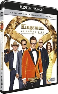 [Test 4K Ultra HD] Kingsman : Le Cercle d'or