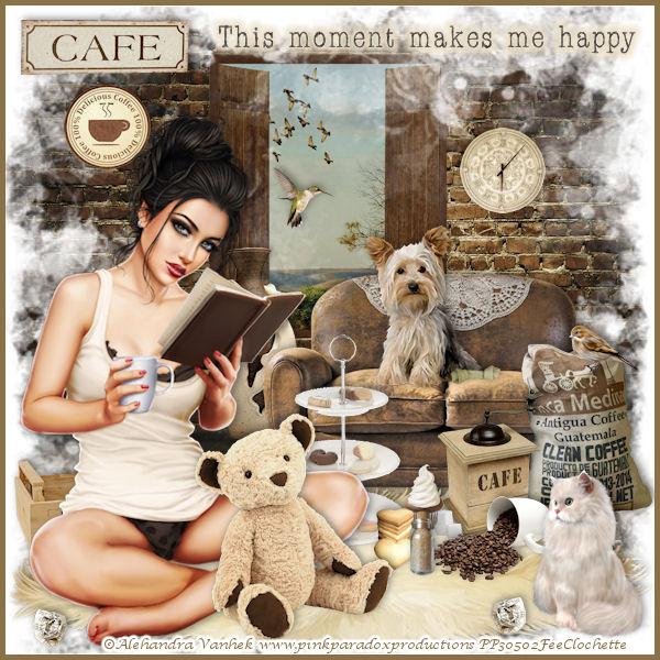Coffee romance