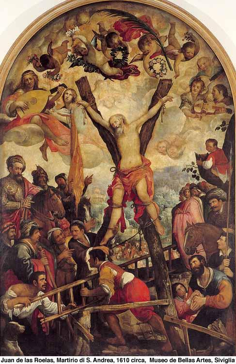 Saint André. Apôtre et martyr († 62)