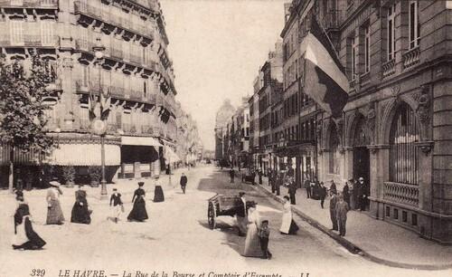 Anciennes cartes postales du Havre