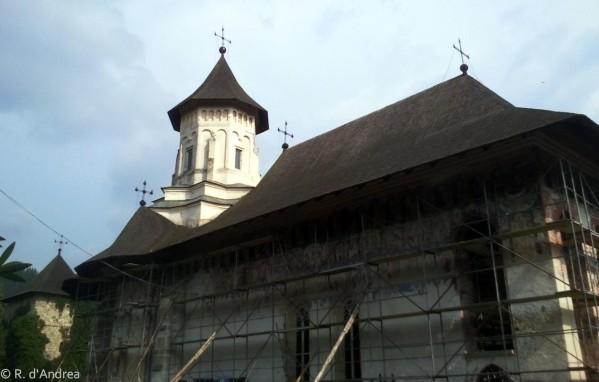 Monastère de Moldovita 4