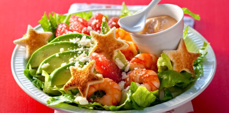 Salade Californie