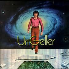 Uri Geller et ses pouvoirs