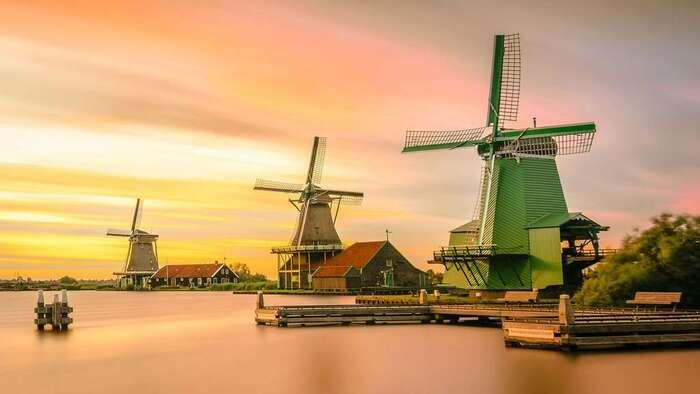 Les moulins ont encore le vent en poupe !