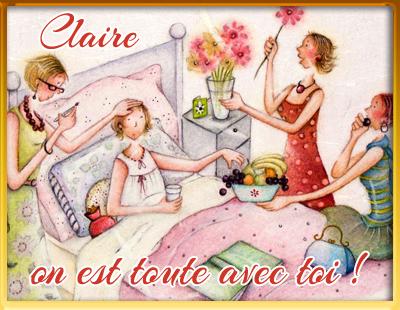 Message de Copinette Claire