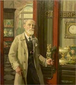 Peter-Karl FABERGE joaillier de la Cour Impériale Russe