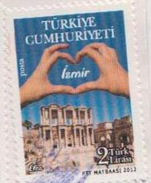 Turquie - timbres de 2005,2007,2012 et 2013