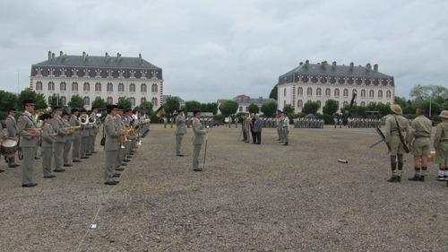 10 Mai 2014 - Mémorable Journée Portes Ouvertes et Commémoration Bir Hakeim au RAMA - Châlons en Champagne