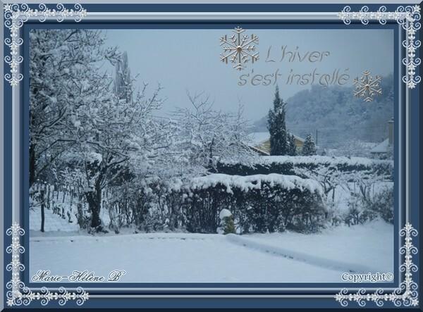 Neige-hiver 2011