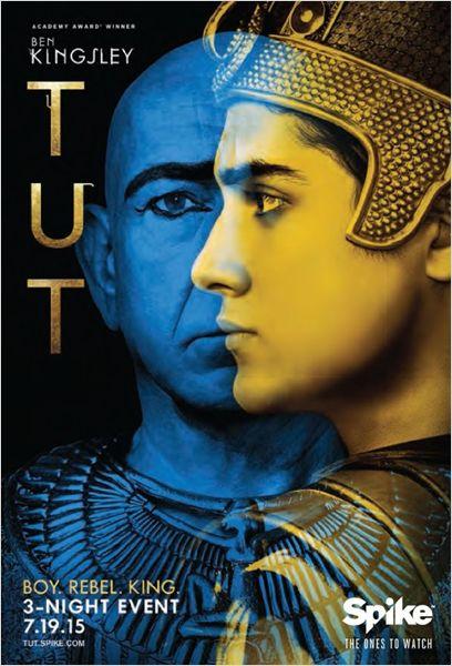 Toutânkhamon : le pharaon maudit Saison 1 TVRIP