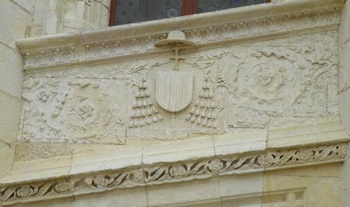 Le château de Chaumont-sur-Loire ( 2 )