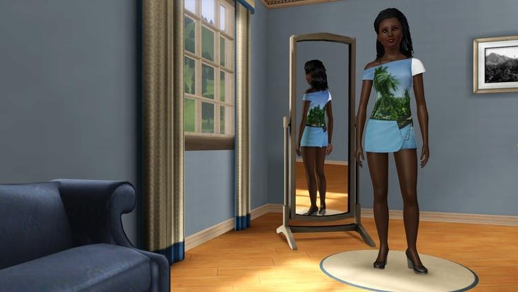 Sims 3, les tenues traditionnelles