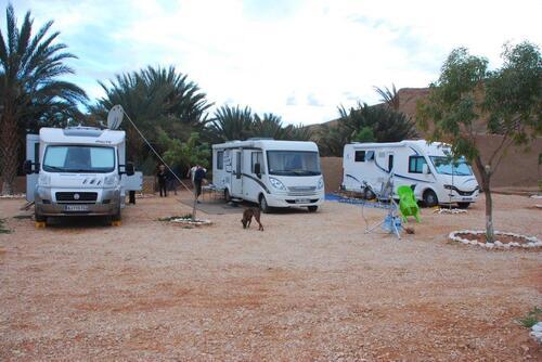 Les trois mousquetaires au camping